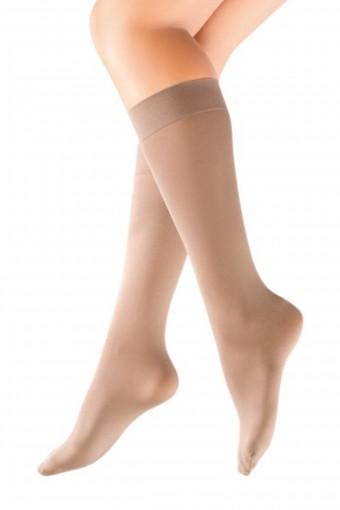 DORE-ROYAL - Dore-Royal Kadın İnce Dizaltı Çorap Mikro 70 (12 adet)
