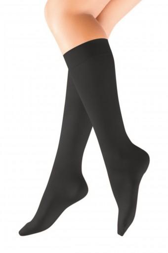 DORE-ROYAL - Dore-Royal Kadın İnce Dizaltı Çorap Mikro 70 (12 adet) (1)