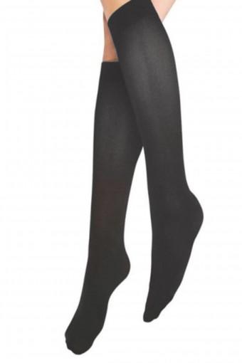 DORE-ROYAL - Dore-Royal Kadın İnce Dizaltı Çorap Saten 70 (12 adet) (1)