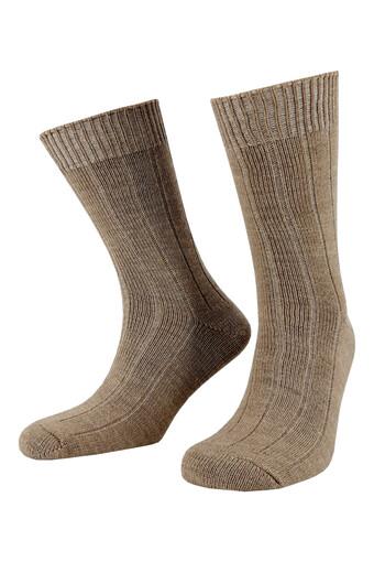 EMRE - Emre Erkek Soket Çorap Lambswool Lycra