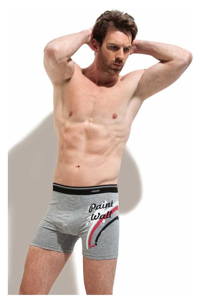Erdem Erkek Boxer Likralı (ERDEM1473) - Thumbnail