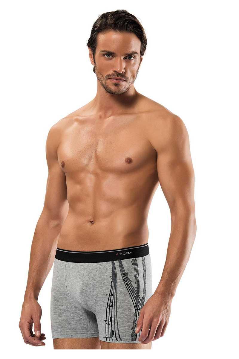 Erdem Erkek Boxer Likralı Kutulu (ERDEM1460) - Thumbnail