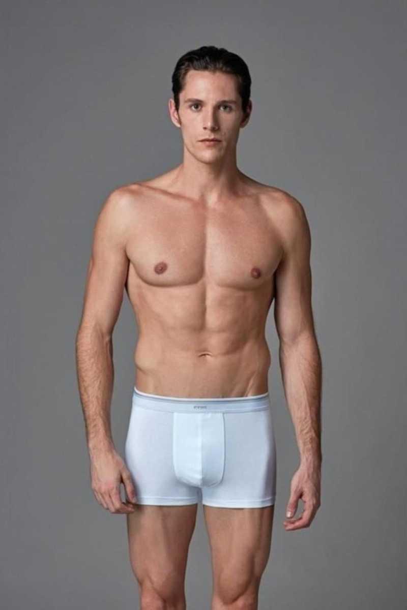 Eros Erkek Compact Boxer 2'li - Thumbnail