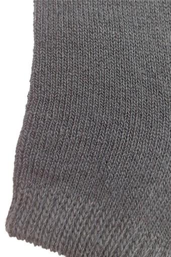 GÖZDEM ÇORAP - Gözdem Kadın Patik Çorap Sara Düz (12 adet) (1)