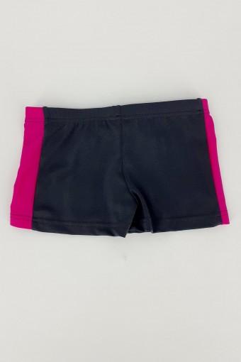 Granz Kız Çocuk Deniz Şortu Likralı - Thumbnail