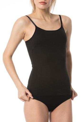İmer Kadın İp Askılı Atlet Kaplı Sütyenli IMER1259 - Thumbnail