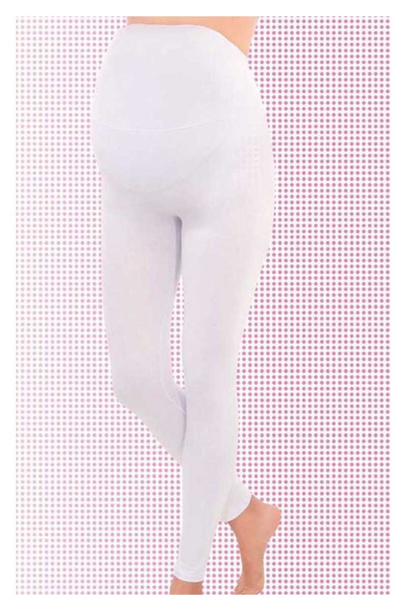 İmer Kadın Tayt Modal Hamile Uzun - Thumbnail