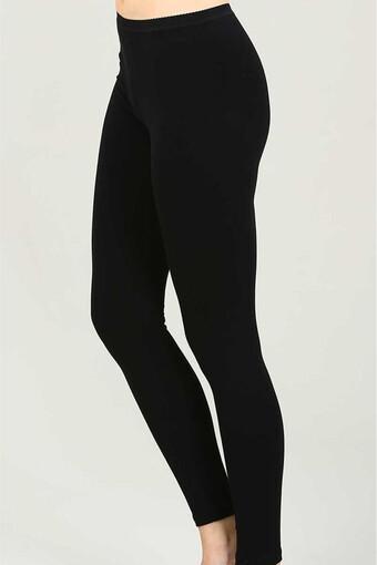 İmer Kadın Tayt Modal Uzun IMER4339 - Thumbnail