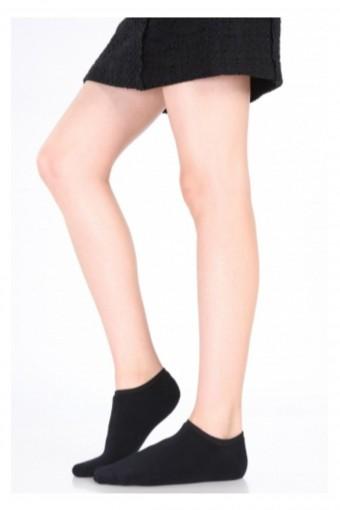 İTALİANA - İtaliana Kadın Babet Çorap (Suba-Görünmez) Peluş (6 adet)