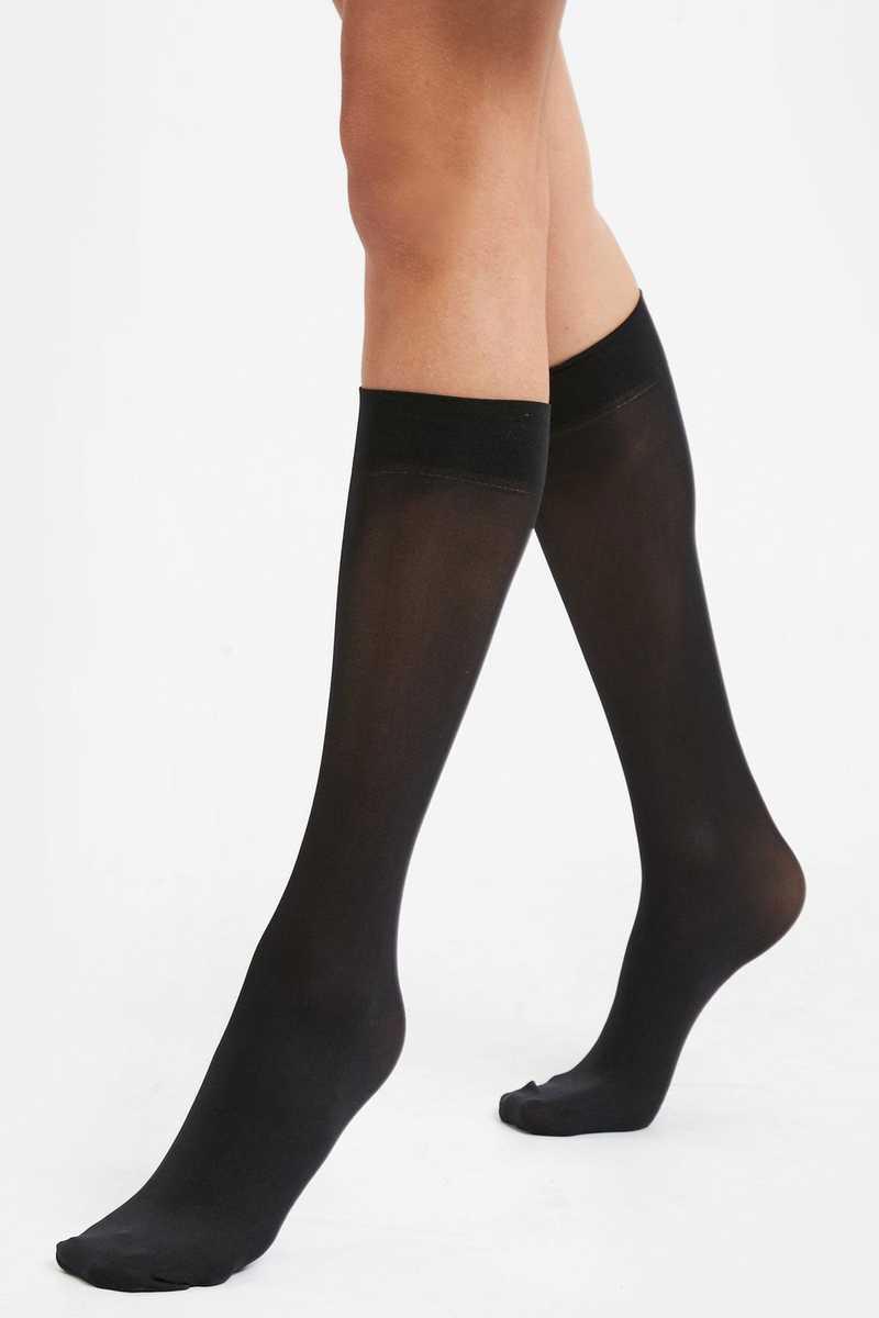 İtaliana Kadın İnce Dizaltı Çorap (12 adet) - Thumbnail