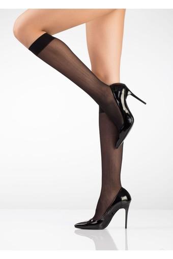 İTALİANA - İtaliana Kadın İnce Dizaltı Çorap Opak 40 Denye (12 adet) (1)