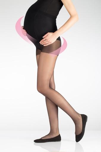 İTALİANA - İtaliana Kadın İnce Külotlu Çorap Hamile Fit 15 (6 adet)