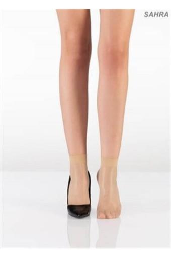 İTALİANA - İtaliana Kadın İnce Soket Çorap Pamuklu Tabanlı Fit 15 (12 adet) (1)