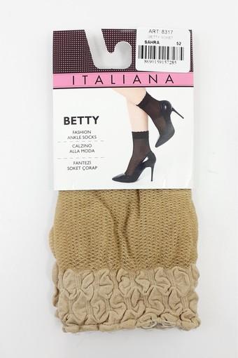 İTALİANA - İtaliana Kadın Soket Çorap Betty (12 adet) (1)
