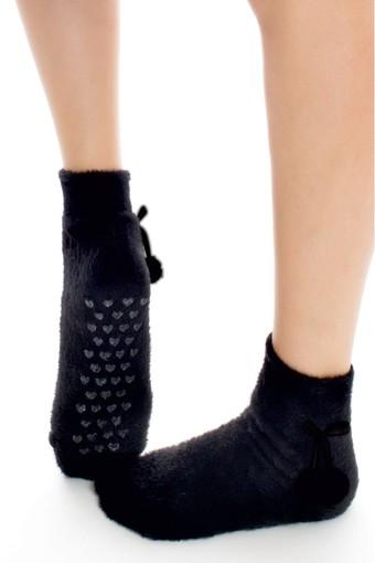 İTALİANA - İtaliana Kadın Yarım Konç Çorap Polyamid Aksesuarlı Yumoş (6 adet)