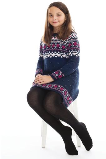 İTALİANA - İtaliana Kız Çocuk İnce Külotlu Çorap Bambuş Düz (6 adet)