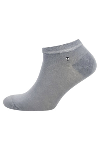 LIKYA - Likya Erkek Patik Çorap Desen 8 Bambu (12 adet) (1)