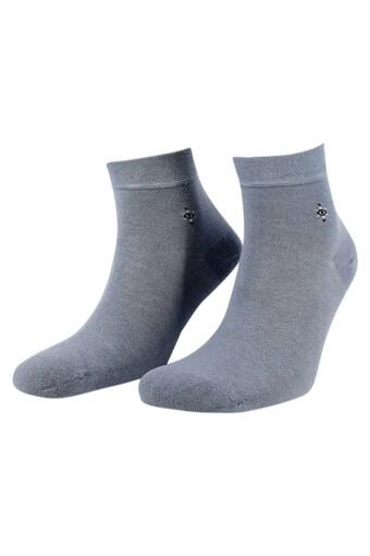 LİKYA-MARİNAY - Likya Erkek Yarım Konç Çorap Desen 13 Bambu (12 adet)