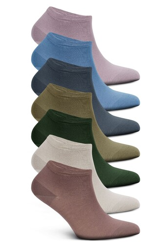 LIKYA - Likya Kadın Patik Çorap Bambu (12 adet)