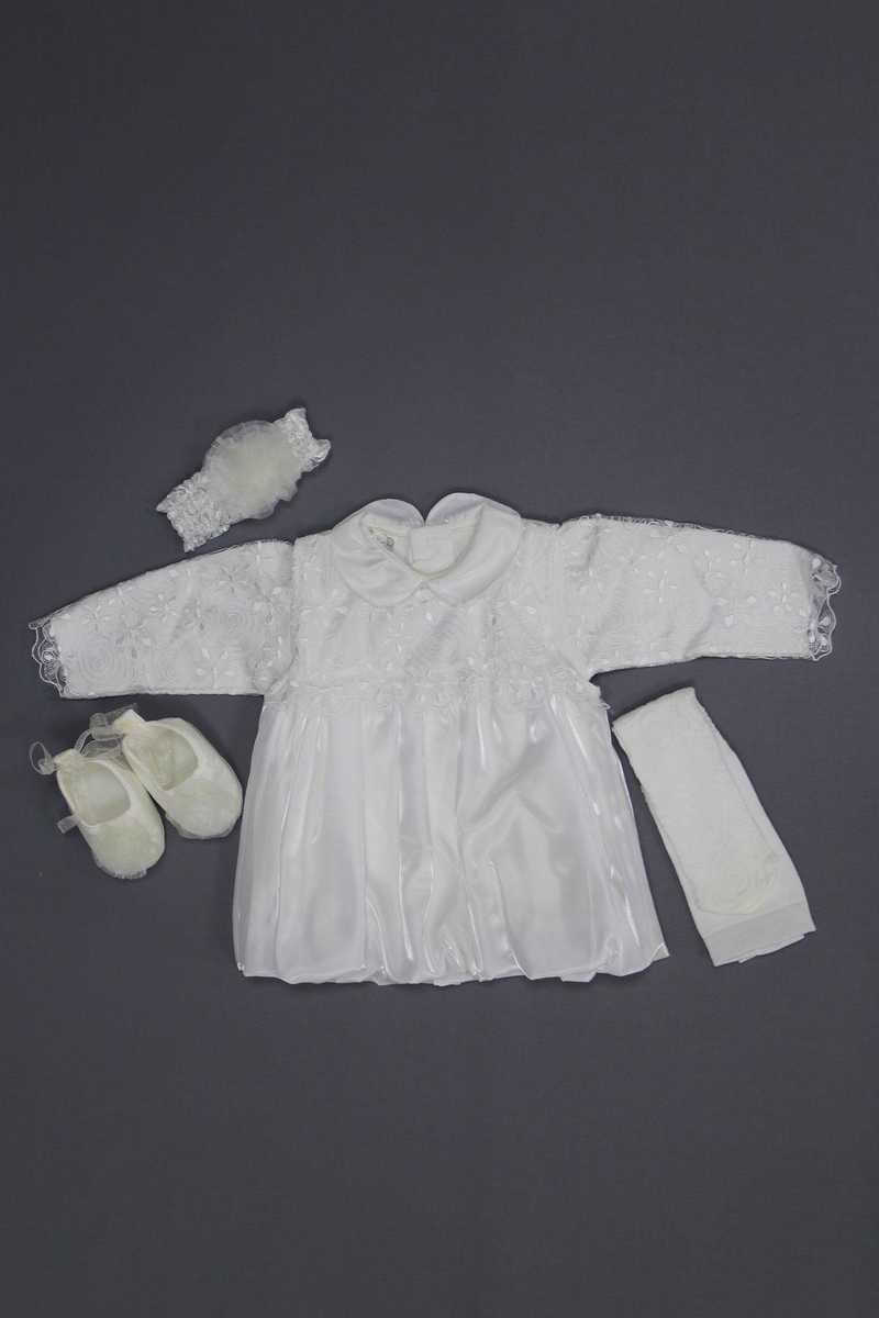 Minidamla Kız Bebek Mevlüt Takımı Balonlu - Thumbnail