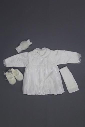 MİNİ DAMLA - Minidamla Kız Bebek Mevlüt Takımı Balonlu