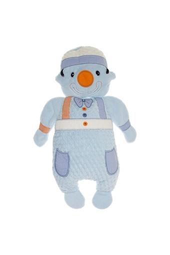 MİNİ DAMLA - Minidamla Unisex Bebek Alt Açma Palyaço Welsoft Tüylü (1)