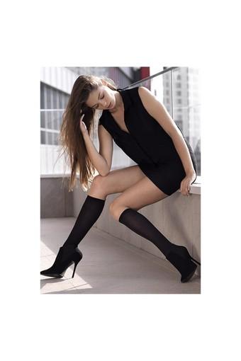 MÜJDE - Müjde Kadın İnce Dizaltı Çorap 20 Denye (24 adet) (1)