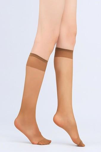 MÜJDE - Müjde Kadın İnce Dizaltı Çorap 20 Denye (24 adet)