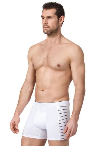 NAMALDI - Namaldı Erkek Boxer Elastan Contra