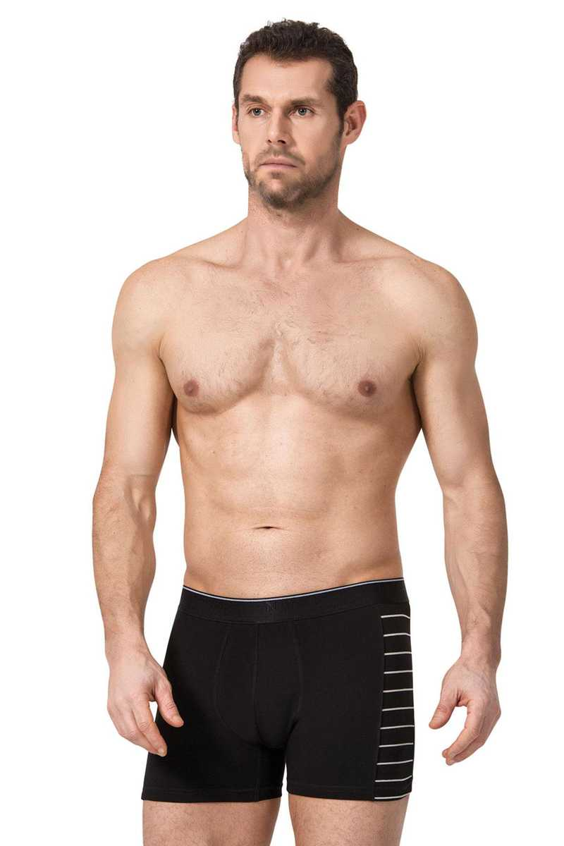Namaldı Erkek Boxer Elastan Contra - Thumbnail