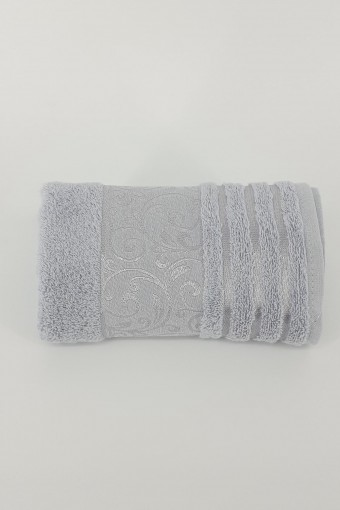 Nurpak Banyo Takımı Deren 4 Parça 50x90-90x150 - Thumbnail