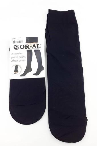 ORAL ÇORAP - Oral Kadın Abdest Çorabı Dizaltı - Oral4004 (12 adet) (1)