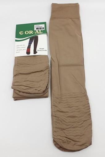 ORAL ÇORAP - Oral Kadın İnce Dizaltı Çorap Masaj (12 adet)