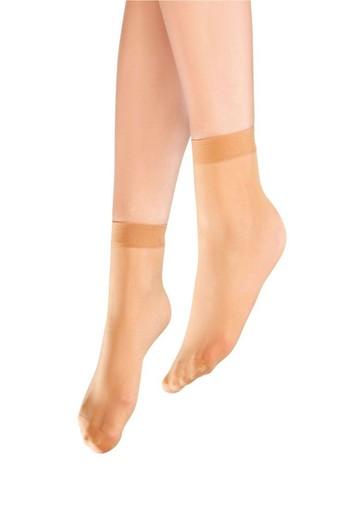 BELLA CALZE - Oral Kadın İnce Soket Çorap 40 Denye ORAL06 (12 adet)