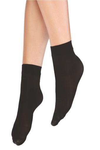 BELLA CALZE - Oral Kadın İnce Soket Çorap 40 Denye ORAL06 (12 adet) (1)