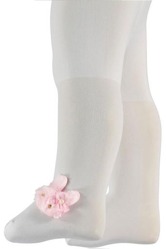 ORAL - Oral Unisex Bebek Külotlu Çorap Kulaklı ORAL8017 (12 adet)