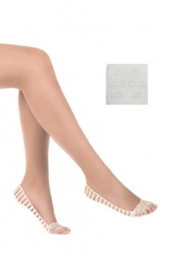 PENTİ - Penti Kadın Babet Çorap Suba Stripe (12 adet)