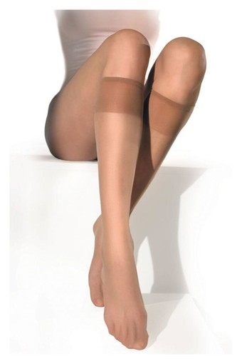 PENTİ - Penti Kadın İnce Dizaltı Çorap Burunsuz Fit 15 (12 adet)