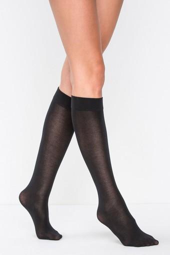 PENTİ - Penti Kadın İnce Dizaltı Çorap Opak Mikro 40 (12 adet) (1)