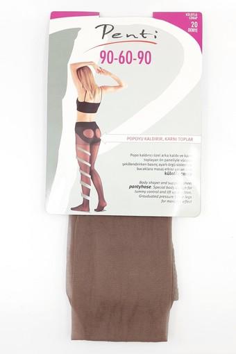PENTİ - Penti Kadın İnce Külotlu Çorap 90-60-90 (6 adet)