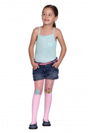 PENTİ - Penti Kız Çocuk İnce Külotlu Çorap Pretty Carolına (6 adet)