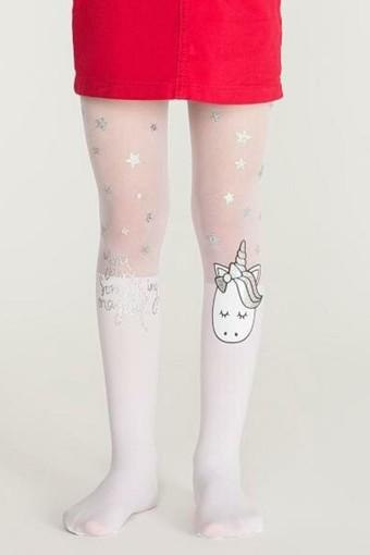 PENTİ - Penti Kız Çocuk İnce Külotlu Çorap Pretty Magical (3 adet)