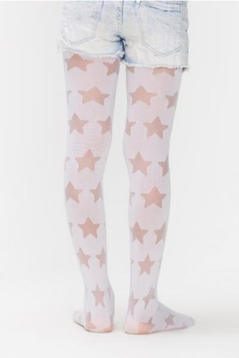 PENTİ - Penti Kız Çocuk İnce Külotlu Çorap Pretty Starry (6 adet)