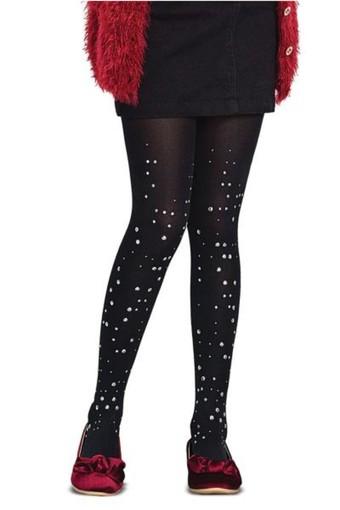 PENTİ - Penti Kız Çocuk İnce Külotlu Çorap Pretty Stud 40 Denye (6 adet)