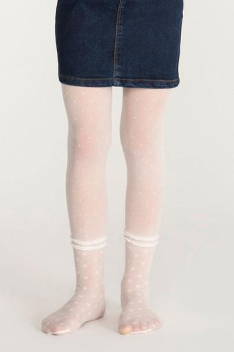 PENTİ - Penti Kız Çocuk Külotlu Çorap Cross (3 adet)
