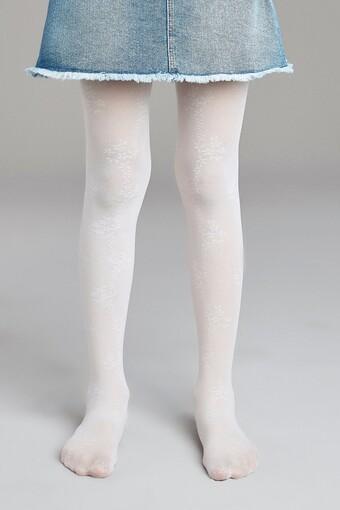 PENTİ - Penti Kız Çocuk Külotlu Çorap Flowery (3 adet)