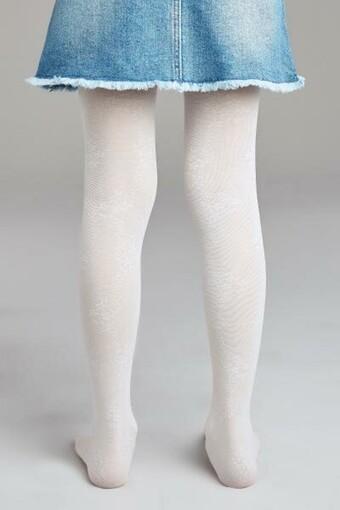 PENTİ - Penti Kız Çocuk Külotlu Çorap Flowery (3 adet) (1)