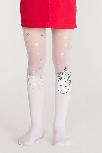 PENTİ - Penti Kız Çocuk Külotlu Çorap Magical (3 adet)
