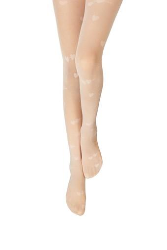 PENTİ - Penti Kız Çocuk Külotlu Çorap Twin Hearts (3 adet) (1)