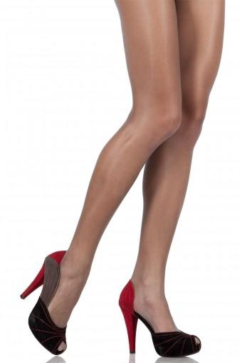 Pierre Cardin - Pierre Cardin Kadın Külotlu Çorap Isis 15 Denye (6 adet)